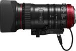 Canon CN-E70-200mm T4.4 L IS - 4K Lens