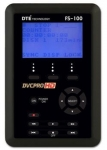 Firestore FS100, 100 GIG Portable Recorder for Panasonic DV to DVCPro50 HD