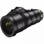 4K Fujinon 20-120mm T3.5 Cabrio Premier PL Lens (XK6x20)