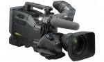 HDW650P Three 2/3-inch Power HAD CCD sensors HDCAM camcorder