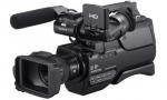 HXRMC2000E 1/4-inch Exmor R CMOS sensor HD / SD NXCAM AVCHD camcorder