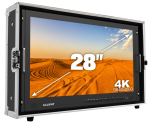 Lilliput BM280-28 inch 4K field monitor with HDMI 2.0