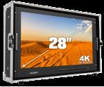 Lilliput BM280-28 inch 4K field monitor with HDMI 2.0