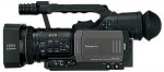 Panasonic AG-DVX102BE mini-DV Camcorder PAL