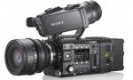 PMWF5 Super 35mm 4K CMOS sensor compact CineAlta camera