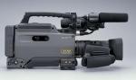 "Sony DSR-250p, 3 x 1/3"" CCD"