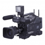 Sony DSR-400P, 3 x 2/3 CCD