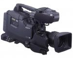 """Sony DSR-450WSPL,3x 2/3"""" HAD CCD"""