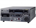 "Sony DVWM2000P, Digital Betacam Studio Recorder, 1/2"" tape transport, Betacam SP, Betacam SX and MPEG IMX PB"
