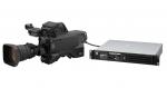 Sony HDC-3100 Three 2/3-inch CMOS sensors portable system camera for fiber operation