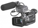 Sony HVR-A1 HDV Camcorder PAL