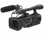 "Sony HVR-V1P, 3x 1/4""CMOS, HDV DVcam DV, 20x Zoom, 4 lx, 25P, Prog Scan, (PAL)"