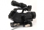 Sony Multi Core Studio System for Sony Handheld Camcorders(Shown with PMW-EX3 Camcorder)