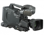 """Sony PDW-F355L, 3x 1/2"""" HAD CCD"""