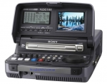Sony PDW-R1, XDCAM Field Recorder (MPEG IMX and DVCAM)