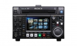 SONY PDWHD1200 XDCAM HD422 compact cost effective Professional Disc recorder