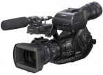 "Sony PMW-EX3, 3x 1/2""Full HD CMOS, XDCam HD, Mpeg2, 14x Zoom, 0.14 lx, 1/2 "" changable Lens (Pal/NTSC)"