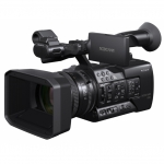 Sony PXW-X180 XDCAM camcorder with 25x zoom lens and wireless operations, including XAVC recordings