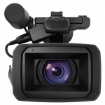 Sony PXW-Z100 4K 4K compact XDCAM camcorder recording on XAVC format