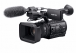 Sony PXW-Z150 Compact handy camcorder delivers broadcast quality 4K and Full-HD