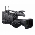 Sony PXW-Z450 4K 2/3-type CMOS sensor weight-balanced advanced shoulder camcorder with variety of network functions and low power consumption