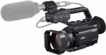 Sony PXW-Z90 Palm camcorder with broadcast quality 4K HDR, Fast Hybrid AF & 3G-SDI