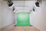 **SOLD ** 1 x fully-equipped, 18-month old in-office studio. Lights, Background, Rigging ++ see below