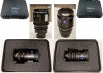 1 x Zeiss DigiPrime 52mm T1.6 Cine Lens