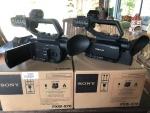 2 x Sony PXW-x70 pro camcorders