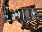 ** SOLD ***Miller Arrow 25 HD 3 Stage Carbon Fiber Tripod