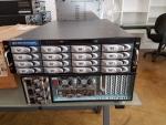 Avid media fiber Storage units for sale.. Approx 60 TB