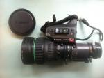 Canon J20ax8B4 IRS SX12 - 20:1 SD Broadcast zoom lens