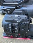 Canon C300MK2 Kit Including Lenses, Matte Box, Tripod, Batteries, Cases and lots more.