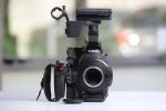 Canon Cinema EOS C300 Mark II Camcorder Body with Dual Pixel CMOS + Accessories