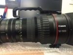 Canon CINE-SERVO 50-1000mm T5.0-8.9 Lens & Accessories in Excellent Condition