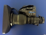 "Canon HJ11ex4.7B-IASE eHDxs 11x 2/3"" HDTV ENG Wide Angle Lens"