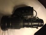 Canon HJ14x4.3BIRSE HD Wide Angle Lens