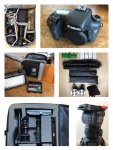 Complete (Canon DSLR based) filming kit with stabilisation, lighting and audio + accessories. Save over $500.