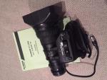 Fujinon A20x8.6BRM-SD - 2/3 inch SD zoom lens