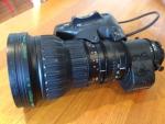 "Fujinon A22x7.8BEVM-G28  2/3"" SD Lens"