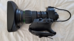 Fujinon HA14x4.5BERM-M1B ENG Style Lens with Servo Zoom and Doubler
