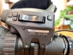** SOLD ** Fujinon HA23x7.6BERM-M6 ENG Lens with Digital Servo Zoom