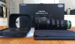 Fujinon MK18-55mm T2.9 Lens in Sony E-Mount - just 6 months old.. Excellent Condition