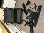 Glidecam X-10 (X10) Dual Support Arm Stabiliser Vest System with PELI 1650 Case