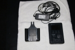 ** SOLD ** JVC (Focus Enhancements) DR-HD100GB HD 100GB Portable DTE Recorder for ProHD Camcorders & Holder