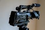** SOLD**JVC GY-HM700U 1080P ProHD Camera HD-SDI with Canon KT14x4.4KRSJ BCTV Zoom Lense