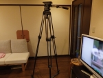 ** SOLD **Miller Arrow 50 Head & Carbon Fibre Legs Tripod 100mm
