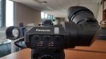 """Panasonic AG-HPX500 2/3"""" Shoulder Mounted Camcorder (Body Only)"""
