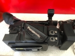 Panasonic AG-HVX202EN 3-CCD P2/DVCPRO HD Format Camcorder with Lots of Extras