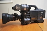 """**SOLD** Panasonic AGHPX302EN Camcorder just 450 hrs + Fujinon Lens & Accessories see below. """"As New"""" condition - Meticulously looked after."""